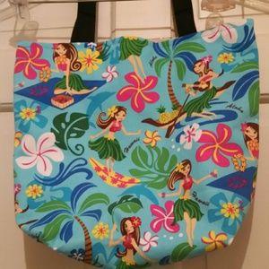 Hawaiian Handbag Island Aloha Wear New